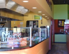Moe's Southwest Grill  –  College Town
