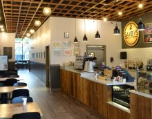 Saxby's Coffee – College Town
